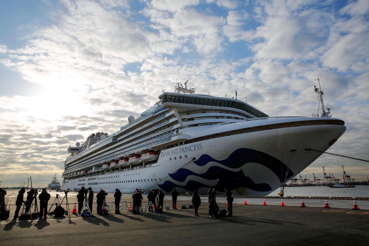 Điều gì trên du thuyền ở Nhật Bản khiến hơn 500 người bị lây Covid-19 trong khi cách ly? - 1