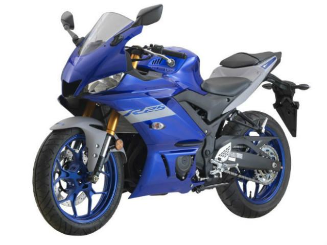 2020 Yamaha YZF-R25 đổi màu mới, đánh thức đam mê môtô thể thao