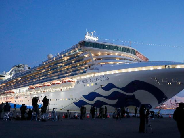 Hai hành khách nhiễm virus Corona trên du thuyền Nhật Bản tử vong