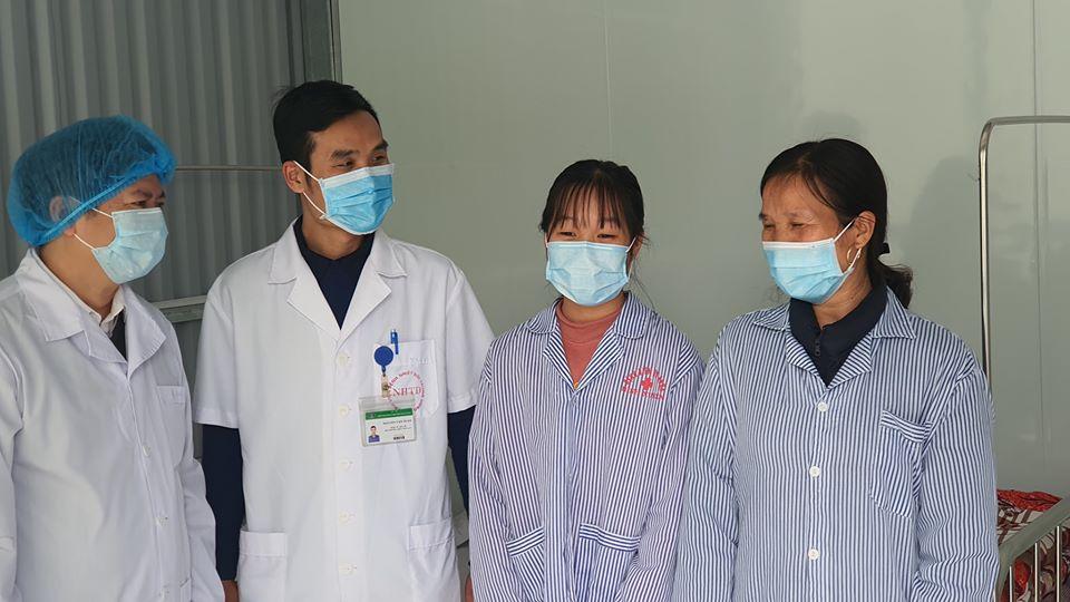 Thêm 2 bệnh nhân nhiễm Covid-19 tại Vĩnh Phúc khỏi bệnh - 1