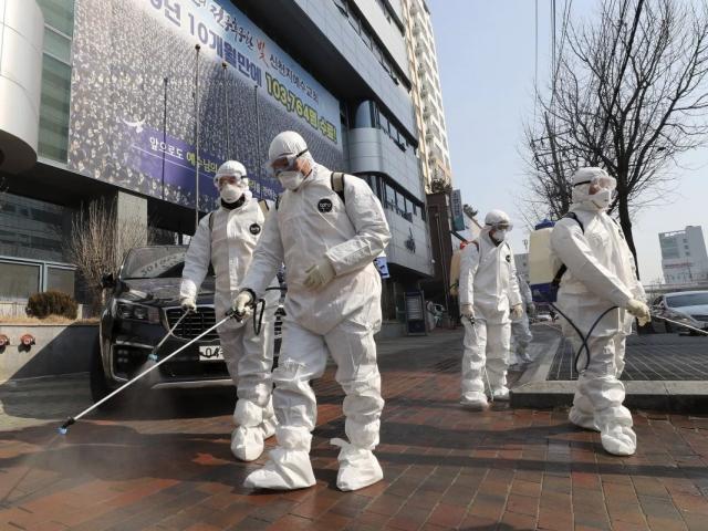 """Thành phố lớn thứ tư Hàn Quốc vắng như tờ sau sự kiện """"siêu lây nhiễm"""" virus Corona"""