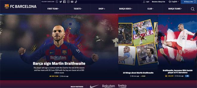 """Barca chính thức có """"sát thủ"""" mới: 300 triệu euro chuộc thân, Messi có ưng? - 1"""
