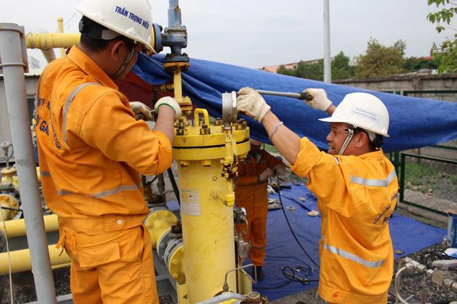 Người lao động PV GAS đoàn kết, hăng hái thi đua - 1