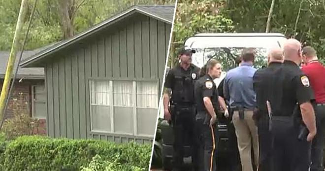 Mỹ: Tá hoả phát hiện những lọ lưỡi người trong nhà - 1