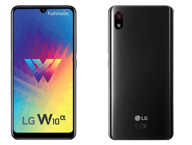 Ra mắt LG W10 Alpha với màn hình lớn, giá chỉ hơn 2 triệu - 1