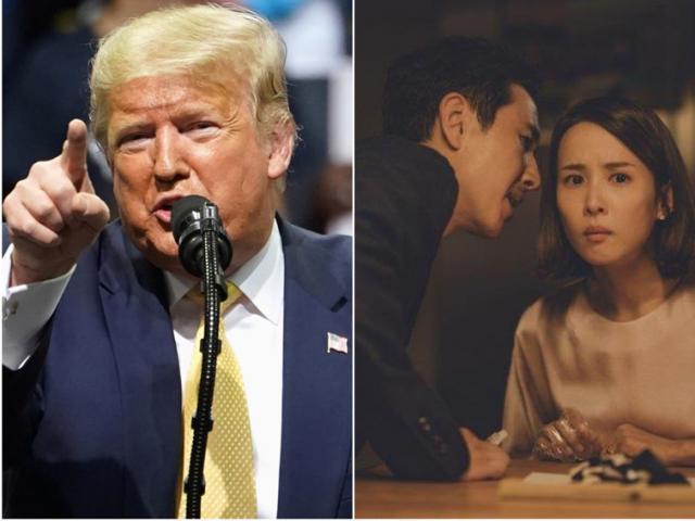 Nhận xét gây sốc của ông Trump về phim Hàn Quốc vừa thắng 4 giải Oscar
