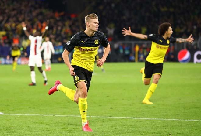 """Haaland chói sáng ở Dortmund: Tiếc chút """"bạc lẻ"""", MU bỏ lỡ những gì? - 1"""
