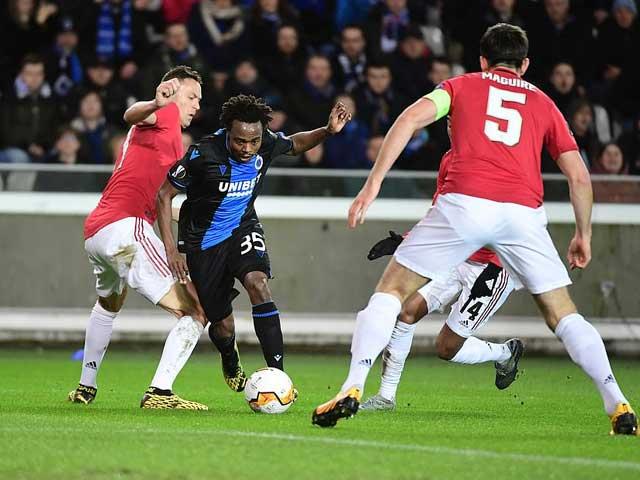 Kết quả bóng đá Europa League, Brugge – MU: Sai lầm định đoạt, phút cuối tiếc nuối - 1