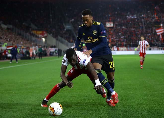 Kết quả bóng đá Europa League, Olympiakos - Arsenal: Tận dụng thời cơ, một đòn kết liễu - 1