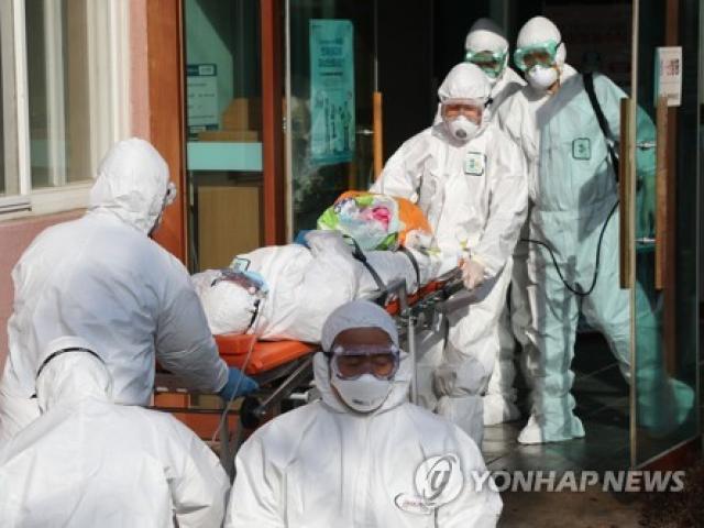 Hàn Quốc: Thêm ca nhiễm Covid-19 tử vong, số người lây nhiễm vượt 340