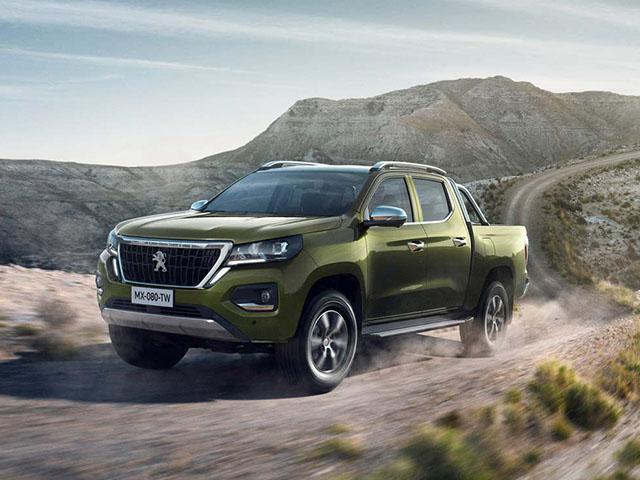 Peugeot Landtrek tân binh trong phân khúc xe bán tải