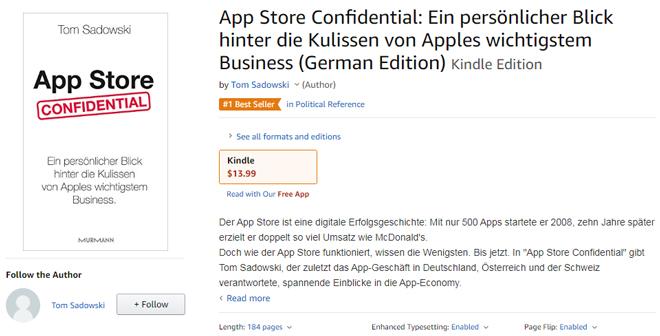 Cuốn sách mới của cựu nhân viên Apple tiết lộ bí mật của App Store - 1