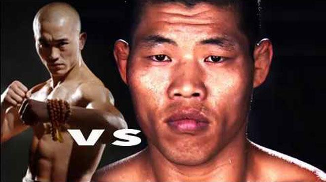 """Cú sốc: """"Đệ nhất Thiếu Lâm"""" say rượu thóa mạ võ sĩ MMA số 1 Trung Quốc - 1"""