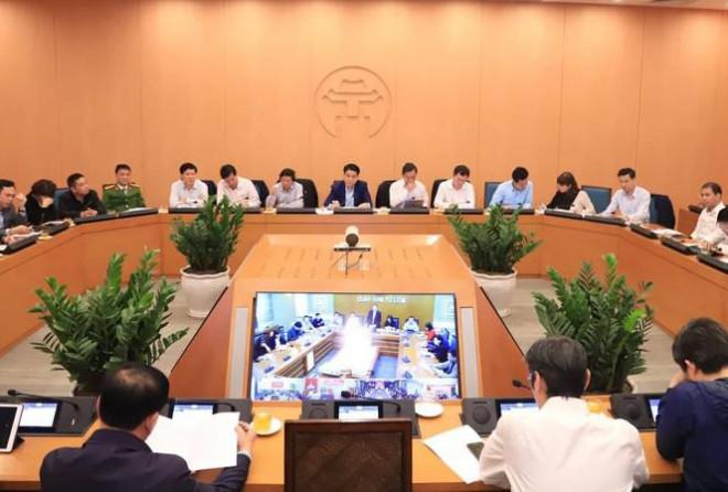 Hà Nội họp đột xuất vì diễn biến dịch Covid-19 ở Hàn Quốc, Nhật Bản - 1