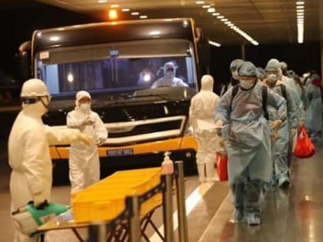 Dịch Covid-19: Hàn Quốc ghi nhận 602 ca mắc, 5 người đã tử vong