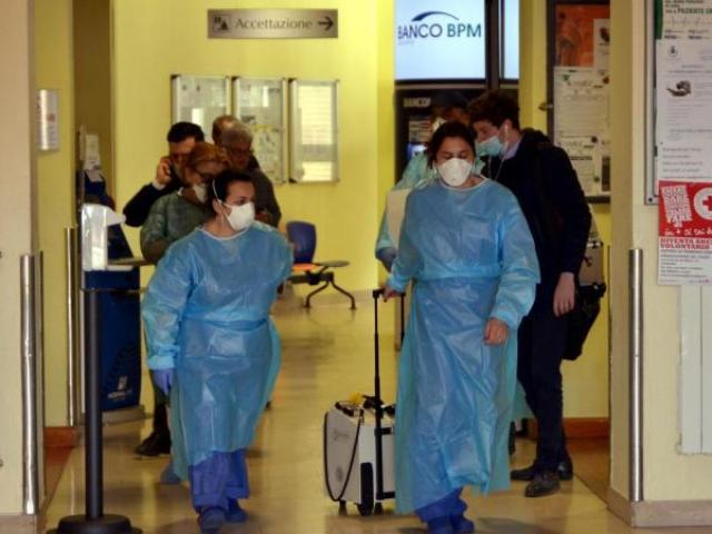 Ý: Từ 3 ca nhiễm virus Corona lên hơn 130 ca trong 3 ngày