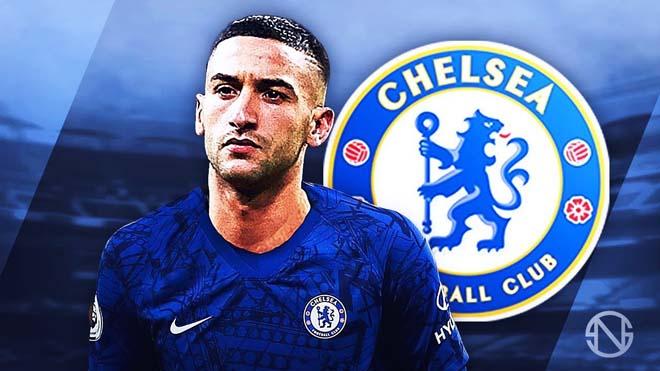 Tin HOT bóng đá tối 23/2: Có Ziyech, Chelsea tiếp tục chi 200 triệu bảng - 1