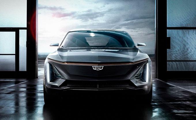 Cadillac sẽ giới thiệu mẫu SUV dùng động cơ điện vào tháng 4 tới - 1