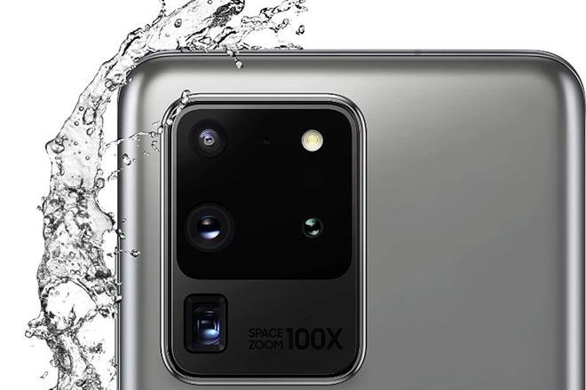Galaxy S20 hỗ trợ chống nước, nhưng có những điều bạn cần nắm rõ - 1