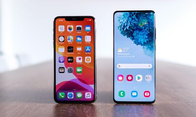 Galaxy S20 Ultra rẻ hơn 1 triệu đồng so với iPhone 11 Pro, chọn smartphone nào đây? - 1