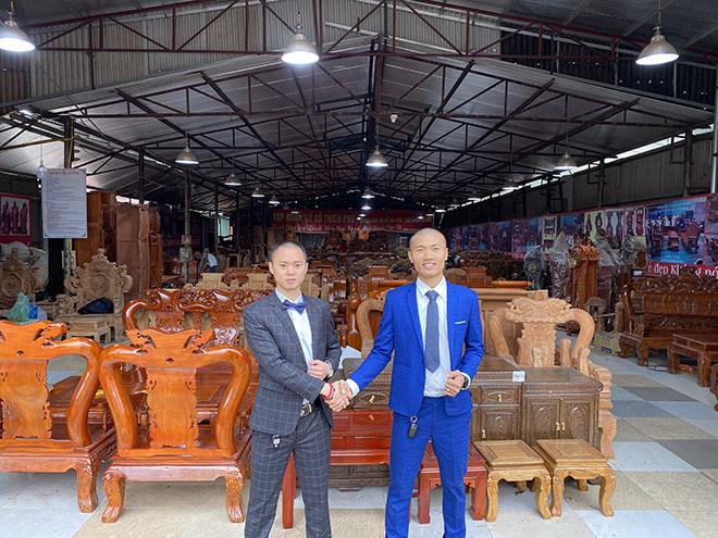Điều gì làm nên thương hiệu đồ gỗ của tập đoàn Thiên Phú? - 1