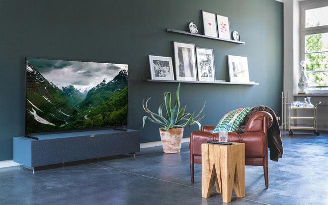 """""""Lột xác'' phòng khách với mẫu QLED TV 8K đẳng cấp trên thế giới - 1"""