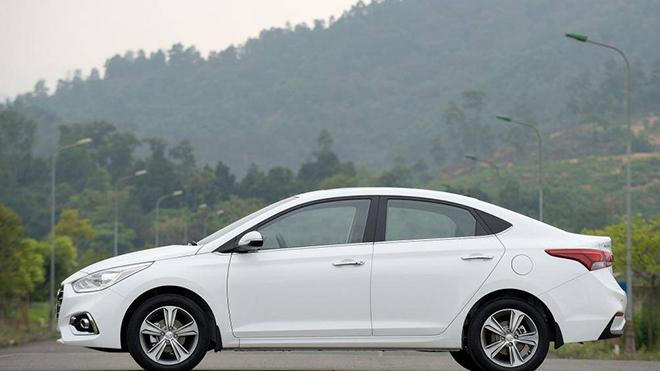 Giá lăn bánh Hyundai Accent, cao nhất 626 triệu đồng - 1