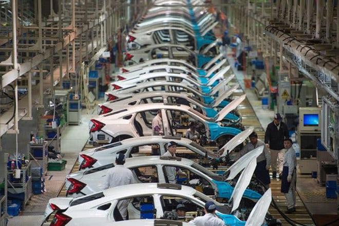 Các hãng xe Nhật dời ngày tái khởi động tại một số nhà máy ở Trung Quốc - 1