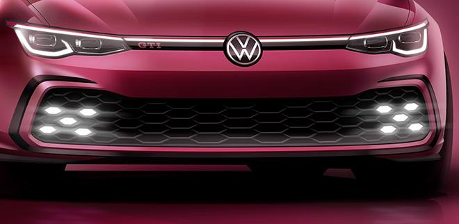 Volkswagen Golf GTI sắp ra mắt có nhiều nét tương đồng với Hyundai Grandeur - 1