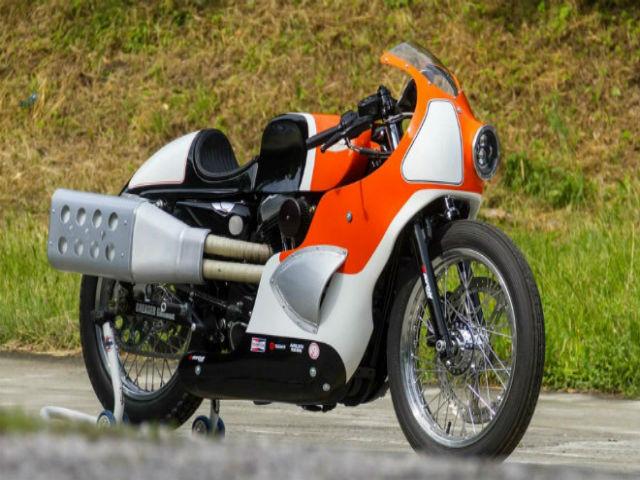 """Harley Davidson Forty-Eight độc nhãn hóa """"búa thần"""", ống xả to như đại đao cực ngầu"""