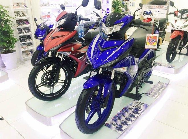 Bảng giá Yamaha Exciter cuối tháng 2/2020, đồng loạt giảm giá - 1
