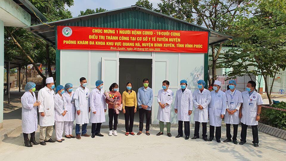 Bệnh nhân cuối cùng nhiễm Covid-19 tại Việt Nam đã khỏi bệnh và xuất viện - 1