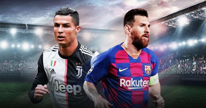 Tiền đạo hay nhất thế giới: Messi quá khủng khiếp, Ronaldo thua mấy bậc? - 1