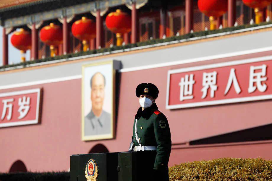 Dịch Covid-19: Số ca nhiễm mới ở Bắc Kinh đột ngột tăng - 1