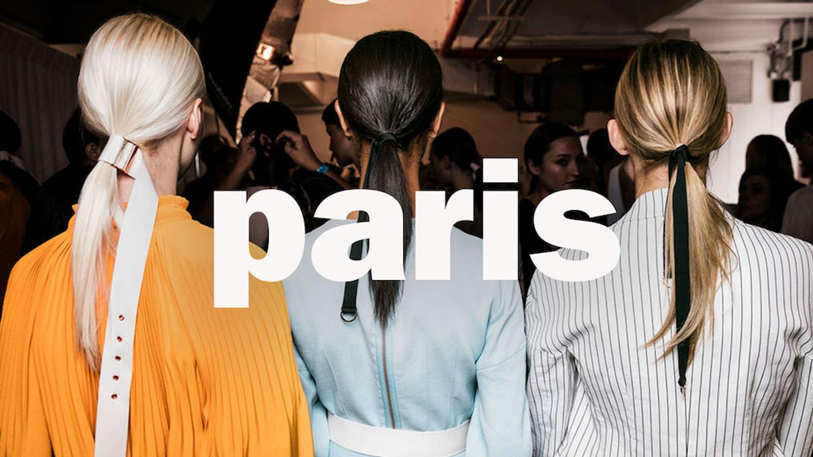 Thời trang nữ quyền của Dior tại Paris Fashion Week - 1