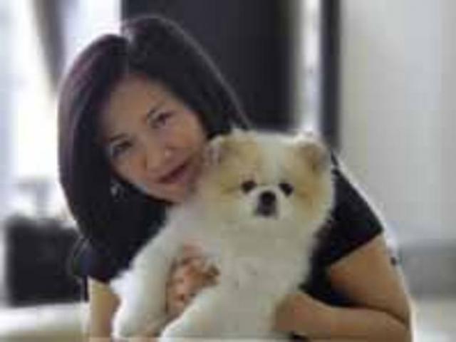 Chú chó đầu tiên trên thế giới nhiễm virus Covid-19