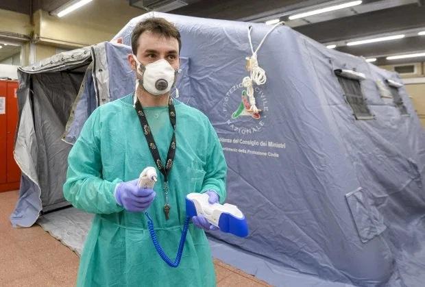 """Sai lầm khiến bệnh viện Italia để lọt bệnh nhân """"siêu lây nhiễm"""" Covid-19 - 1"""