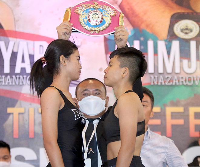 """""""Ốc tiêu"""" boxing Việt tranh đai châu Á: Nhận lệnh """"sốc"""" đấu """"đả nữ"""" Thái Lan - 1"""