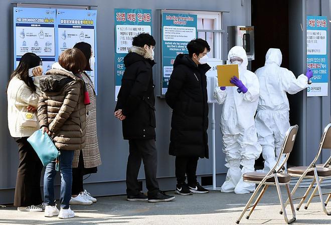 Một người Việt nhiễm Covid-19 ở Daegu - 1