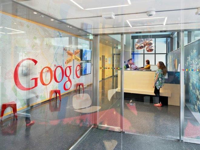 Dịch bệnh COVID-19 lan đến trụ sở Google tại Thụy Sĩ - 1