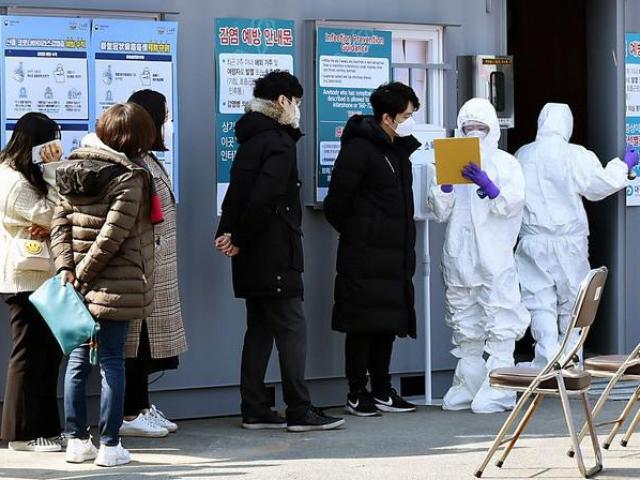 Nóng 24h qua: Một người Việt nhiễm Covid-19 tại tâm dịch Daegu, Hàn Quốc