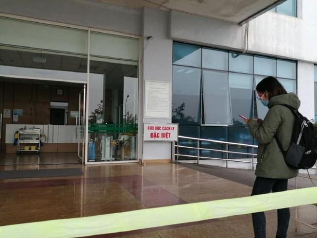 Những người có sốt, ho, khó thở trở về từ vùng dịch phải cách ly ngay tại cơ sở y tế - 1