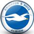 Trực tiếp bóng đá Brighton - Crystal Palace: Thắng lợi sít sao (Hết giờ) - 1