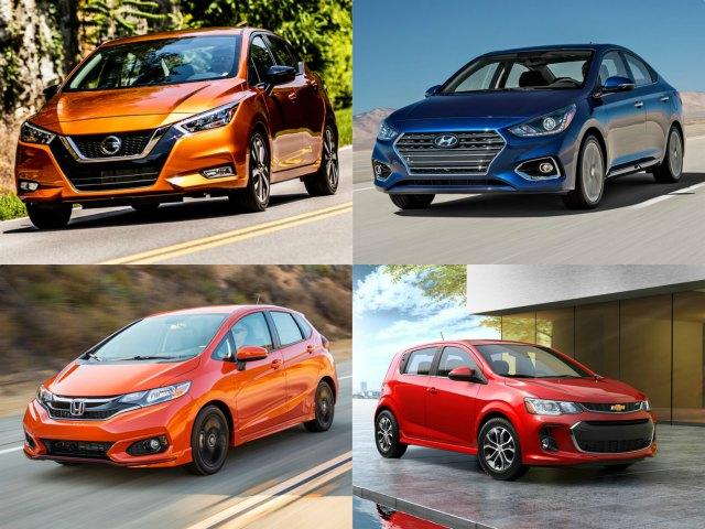 Top 10 ôtô mới rẻ nhất cho năm 2020, giá chỉ từ 327,5 triệu đồng (P1)