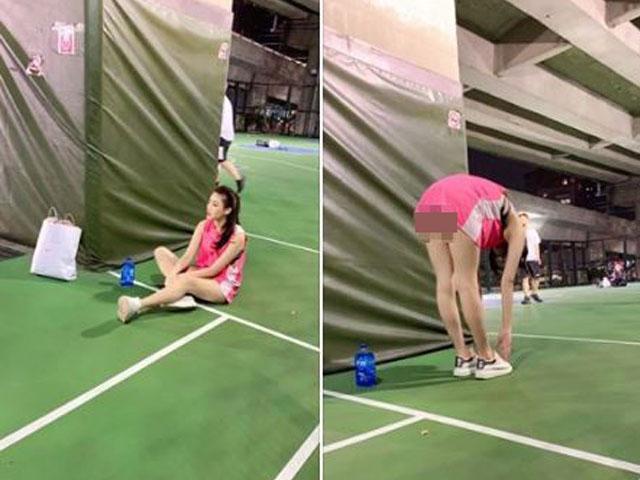 """Cách sửa """"tội lỗi hồn nhiên"""" của cô gái mặc ngắn ở sân thể thao dễ gây đỏ mặt"""
