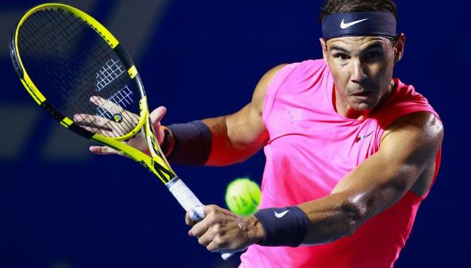 Video tennis Nadal - Taylor Fritz: Uy lực kinh hồn (Chung kết Mexican Open) - 1