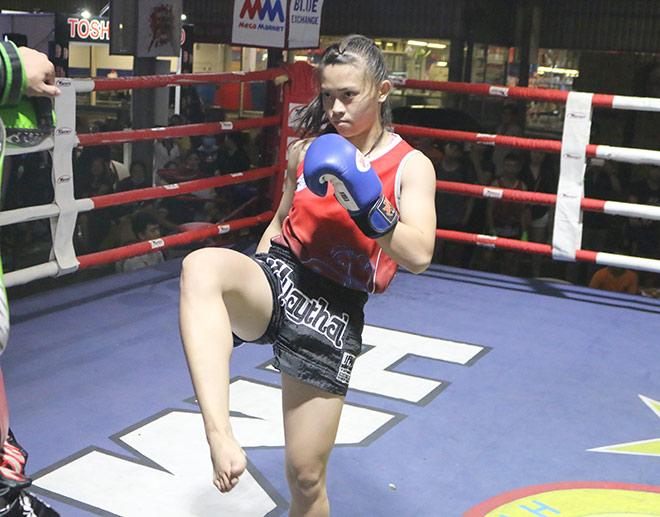 Thu Nhi đoạt đai boxing châu Á: Bí mật nhà vô địch muay thế giới thử đòn - 1