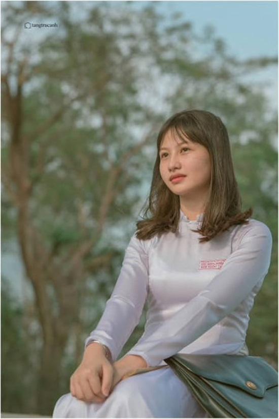 Bộ ảnh đậm chất thập niên 80 của nữ sinh An Giang gây sốt mạng xã hội - 7