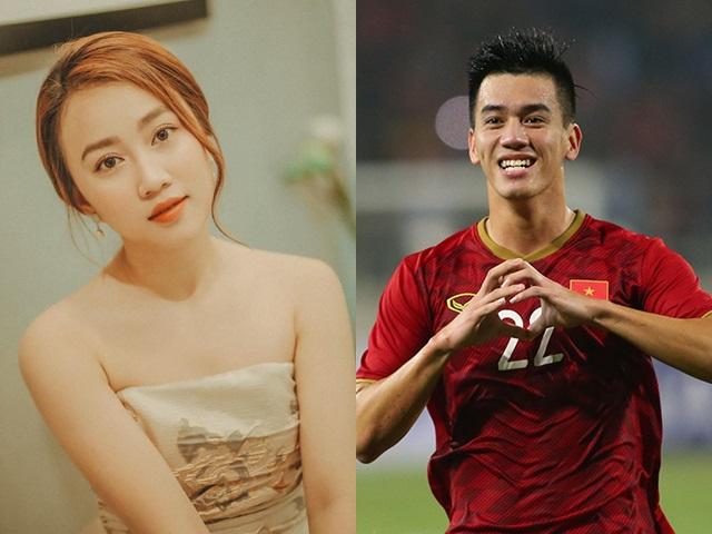 """Ca nhạc - MTV - """"Bạn gái Sơn Tùng"""" xác nhận đang tìm hiểu, gặp gỡ cầu thủ Tiến Linh"""