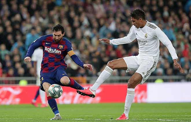 """Messi từ siêu sao số 1 thành vô hại siêu kinh điển: Vì """"thiếu"""" Ronaldo - 1"""